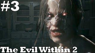 [нашла живых и не очень людей] let's play слепое прохождение The Evil Within 2 с комментариями #3