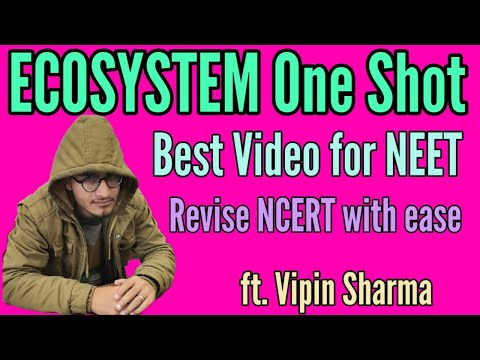 ecosystem-in-one-shot/-best-ecology-lectures-for-neet-ft.-vipin-sharma