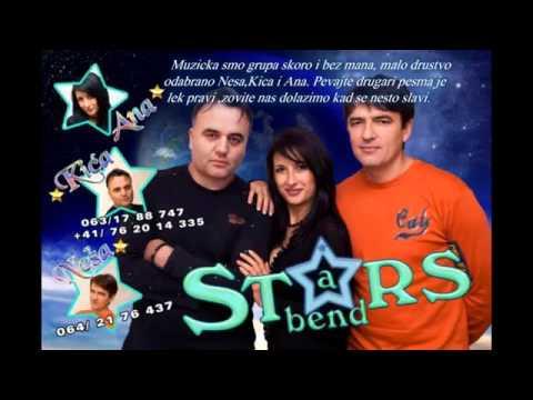 STARS   BEND - punoletsvo u restoranu Fontana Jagodina ( Repac)