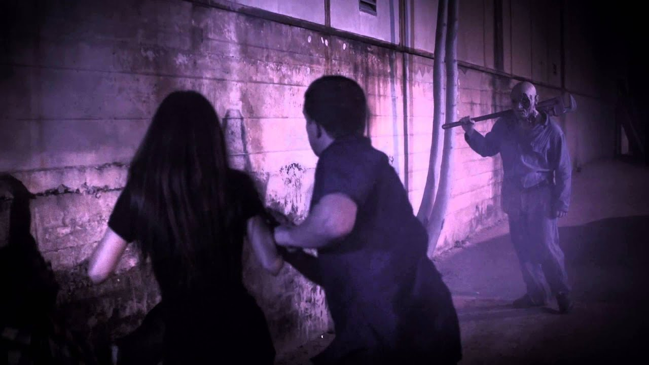 The Official 13th Floor Haunted House Chicago Commercial 2014   YouTube
