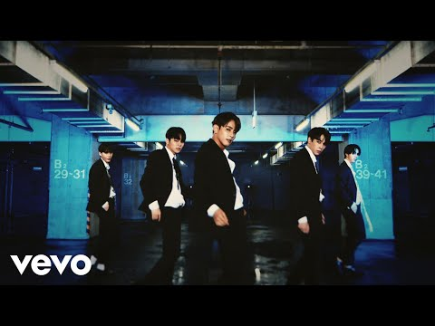 MYNAME - 「Baby Tonight」Music Video