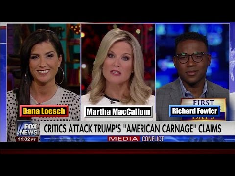 "Dana Loesch vs. Richard Fowler: ""American Carnage"" is an Inconvenient Truth"