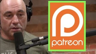 Joe Rogan on the Patreon Controversy