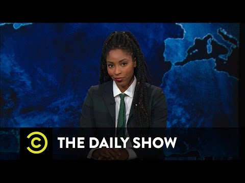 Thank You, Jessica Williams: The Daily