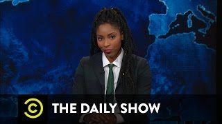 The Daily Show - Thank You, Jessica Williams