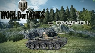 Cromwell Review & Guide - Ace Tanker + Brothers in Arms - World of Tanks