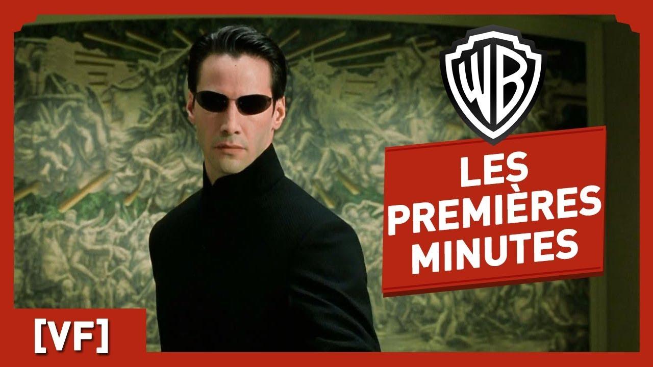 Matrix - Regardez le début du film !