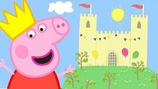 Peppa Pig Português Brasil | tion 142 | Pepa ping ping | HD | Desenhos Animados