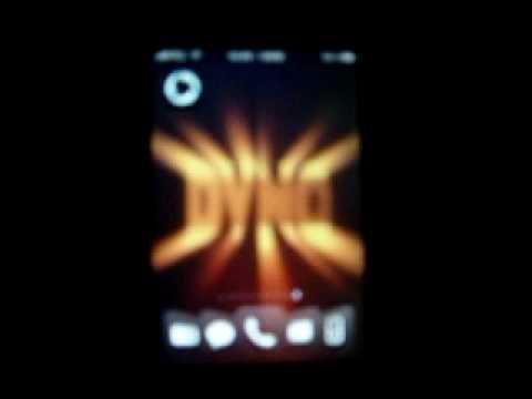 iphone 3g Custom justice DVNO video WALLPAPER.