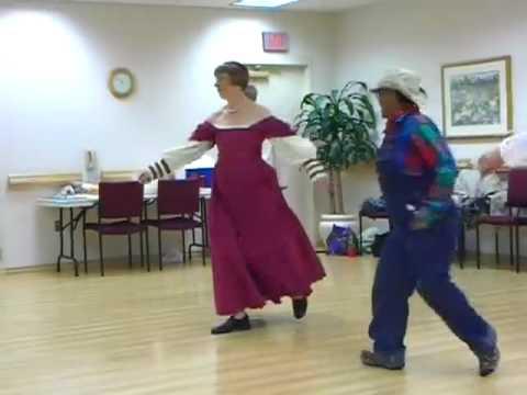 Cincinnati Folk Dancers: Halloween Party 2007 - YouTube