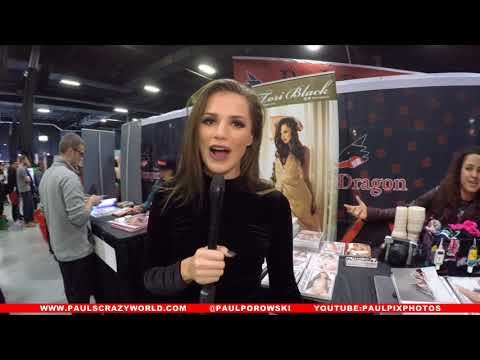 Raw Interview Tori Black 2017 Exxxotica NJ