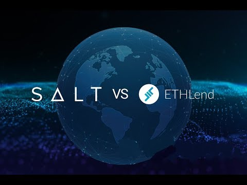 Ethlend 🆚 Salt Lending ➡️ Who wins?