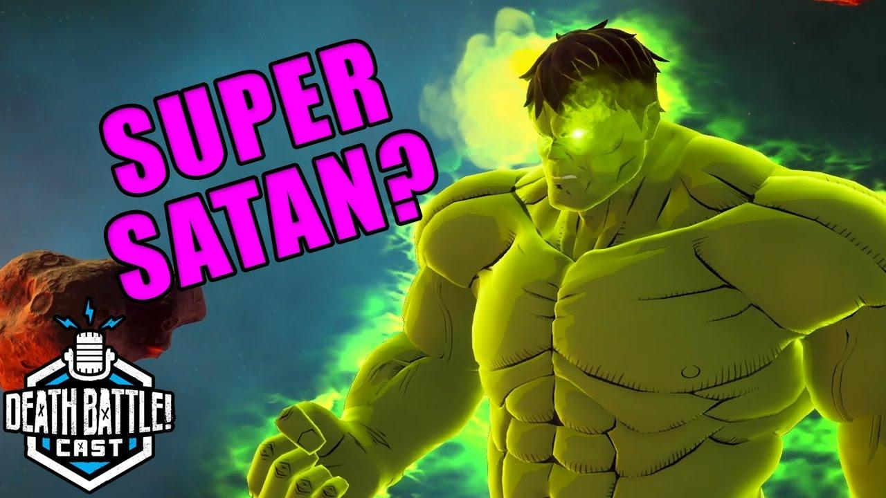 The Making of Hulk VS Broly | DEATH BATTLE Cast - #212