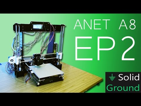 Cheap 3D Printer - Anet A8: Upgrades, Experience & Thoughts