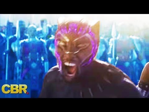 What Avengers Endgame Means For Black Panther 2 (MCU Phase Four)