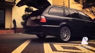 Moje BMW E39 530D Touring