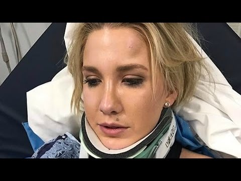 'Chrisley Knows Best' Star Savannah Chrisley Shares Shocking Photos After Scary Car Crash
