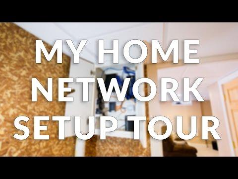 My Home Network Setup Tour (2017)