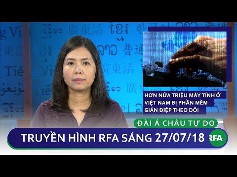 Tin tức: Hơn nửa triệu máy tính ở Việt Nam bị phần mềm gián điệp theo dõi