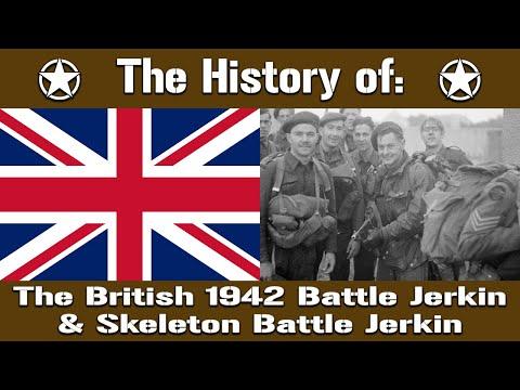 The History Of: The British 1942 Battle Jerkin & Skeleton Battle Jerkin | Uniform History