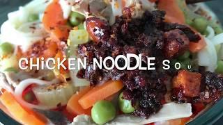 #4 Chicken Noodle Soup