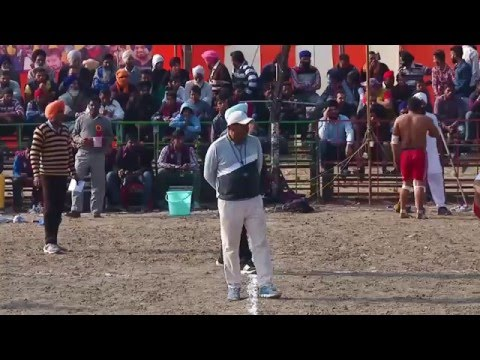 UMRA NANGAL (Amritsar) || KABADDI CUP - 2015 || 2nd QUARTER FINAL || FULL HD || Part 2nd.