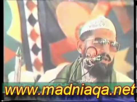 Dr Tahir ul Qadri Sahib at Chura Shareef Urs Mubarak