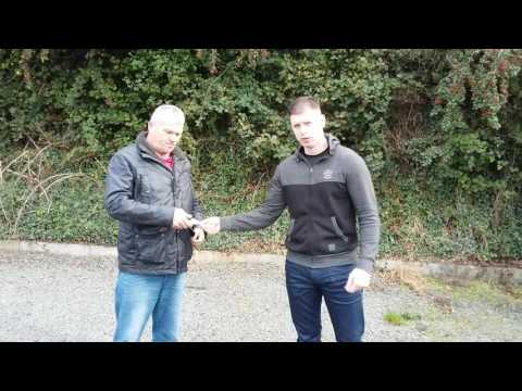 Martin stokes puts down €3000 kicking money