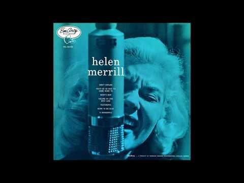 'S Wonderful - Helen Merrill Mp3