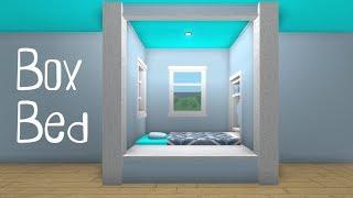Roblox - Bloxburg: The Box Bed