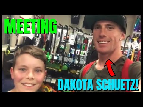 I Meet Dakota Schuetz! Also 2nd day in Sydney!