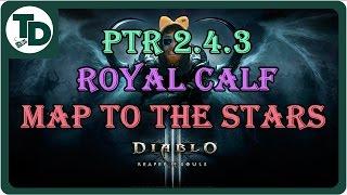 Royal Calf Pet | Diablo 3 The Darkening of Tristram PTR 2.4.3 | Season 9 in progress
