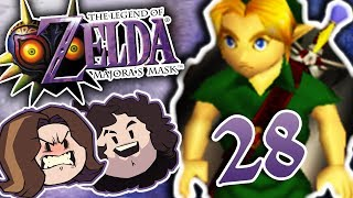 Zelda Majora's Mask: Words - PART 28 - Game Grumps