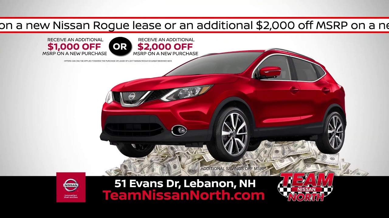 Why Buy At Team Nissan North?