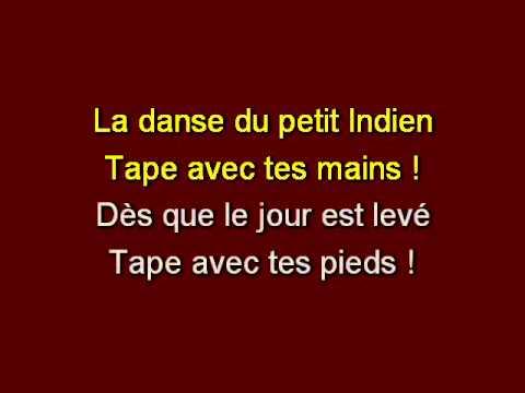 Top LA DANSE DU PETIT INDIEN - YouTube FC47
