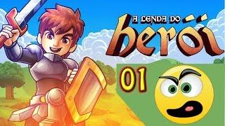 A Lenda do Herói Gameplay PC Parte 1 - DUBLADO PT-BR
