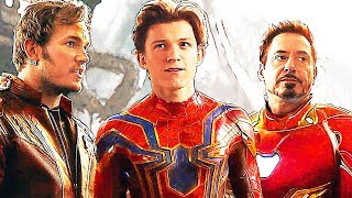 AVENGERS 3 INFINITY WAR Bande Annonce VOST Finale (2018)