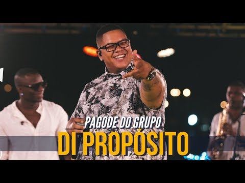 "GRUPO DI PROPÓSITO - DVD ""Luau do DP"""