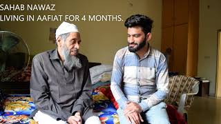 AAFIAT OLD AGE HOME LAHORE.
