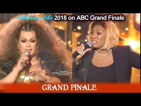 "Ada Vox And Patti LaBelle Sing ""Lady Marmalade"" American Idol 2018  Grand Finale"
