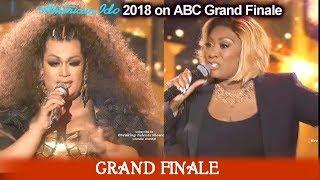 "Download Mp3 Ada Vox And Patti Labelle Sing ""lady Marmalade"" American Idol 2018  Grand Finale"