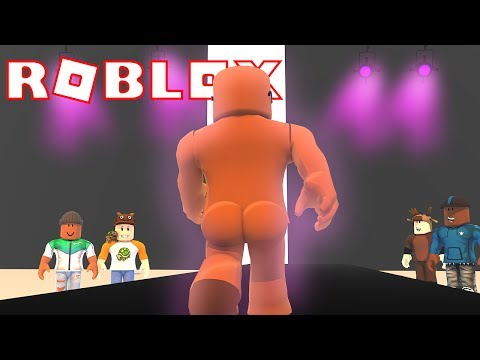 MODELING NAKED IN ROBLOX (Fashion Frenzy)
