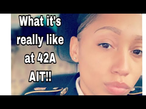 My 42A AIT Experience| Human Resource Specialist| FT Jackson| Army Mos| Military Monday