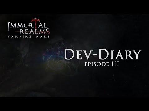 Immortal Realms: Vampire Wars - Dev-Diary Ep. 3 (DE)