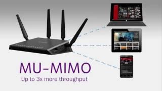 netgear ac 2600 x4s wifi router