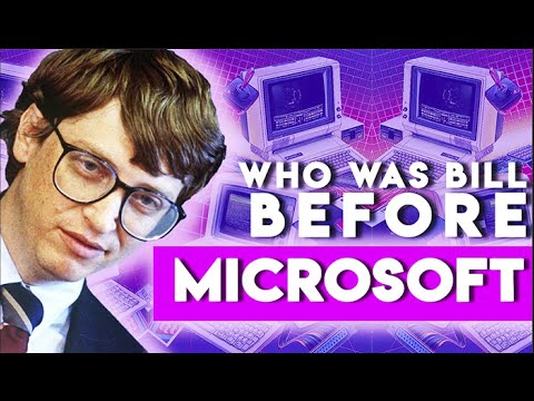 Who was Bill Gates Before Microsoft?
