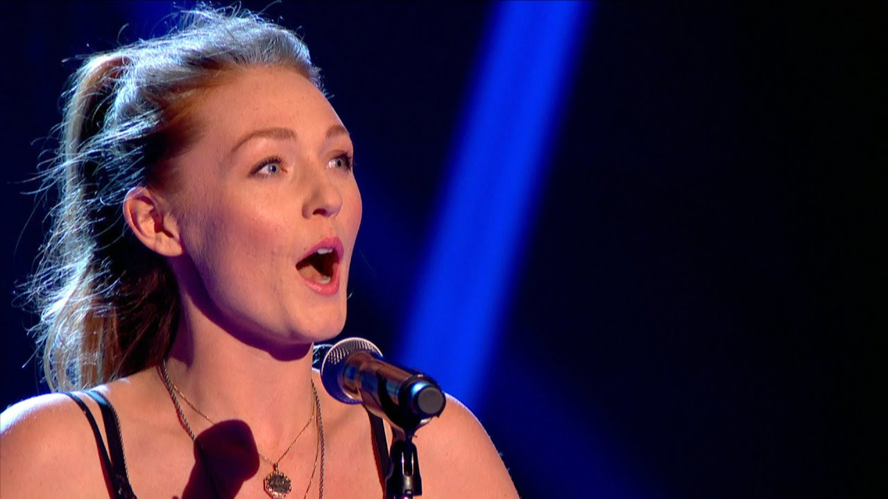 Lucy O Byrne Performs Ebben Ne Andro Lontana The Voice