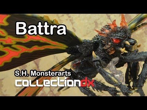S.H. Monsterarts Battra review - Godzilla vs. Mothra- CollectionDX