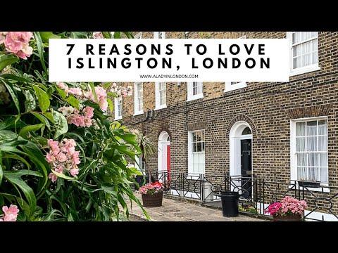 7 REASONS TO LOVE ISLINGTON, LONDON   Upper Street   Camden Passage   Chapel Market   Regent's Canal