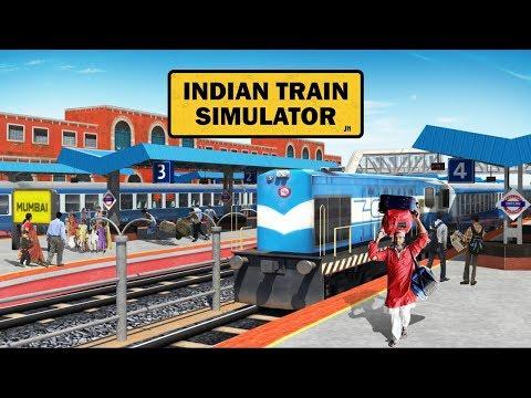 free indian train simulator games online